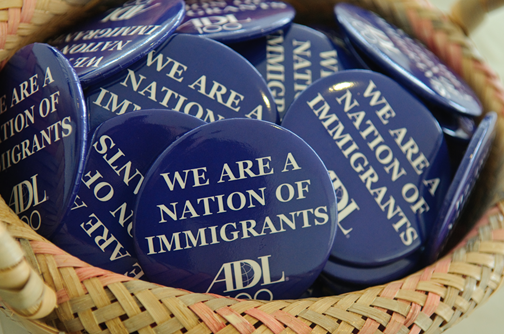 nation of immigrants The idea of the us as a nation of immigrants has been popular for decades,  but its critics charge that it's not an accurate description.